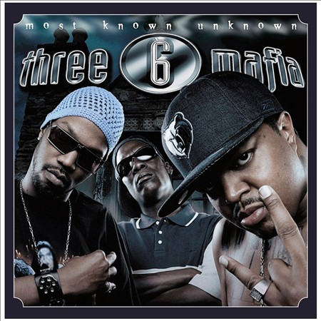 THREE 6 MAFIA - MOST KNOWN UNKNOWN (2 LP) NEW VINYL