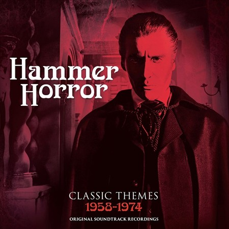 VARIOUS ARTISTS - HAMMER HORROR CLASSIC THEMES 1958-1974 NEW CD