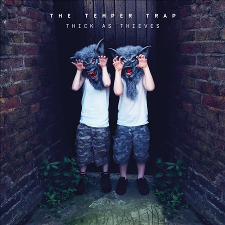 THE TEMPER TRAP THICK AS THIEVES [LP] * NEW VINYL