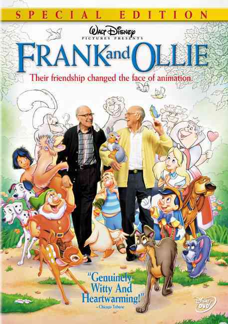 FRANK AND OLLIE NEW REGION 1 DVD