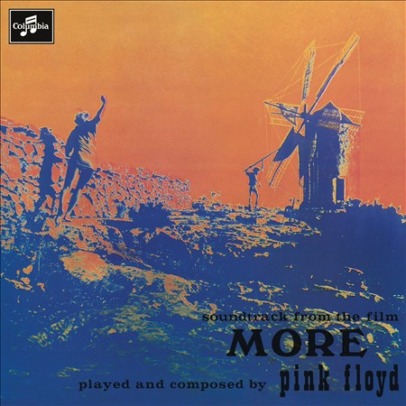 PINK FLOYD MORE [LP] NEW VINYL