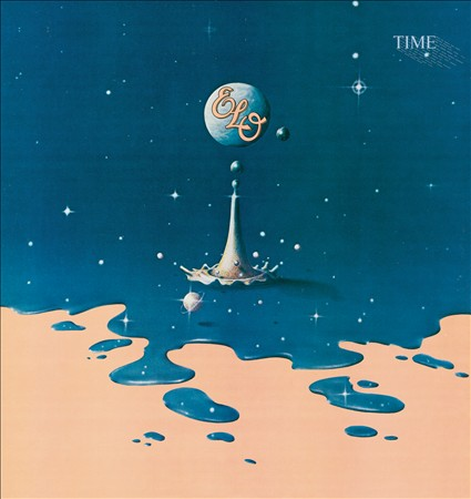 ELECTRIC LIGHT ORCHESTRA TIME [CLEAR VINYL] NEW VINYL