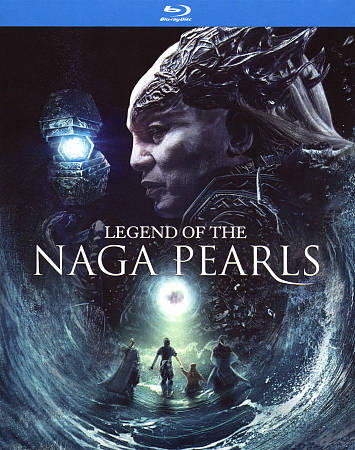 LEGEND OF THE NAGA PEARLS NEW BLU-RAY DISC