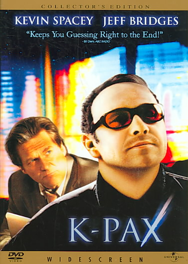 K-PAX NEW REGION 1 DVD