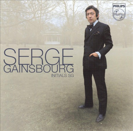 SERGE GAINSBOURG - INITIALS S.G. NEW CD