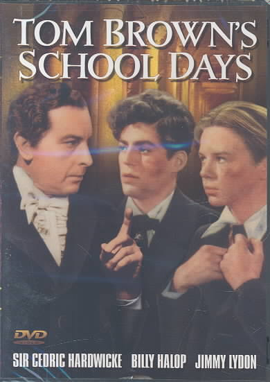 TOM BROWN'S SCHOOL DAYS NEW REGION 0 DVD