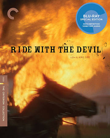 RIDE WITH THE DEVIL NEW REGION 1 BLU-RAY