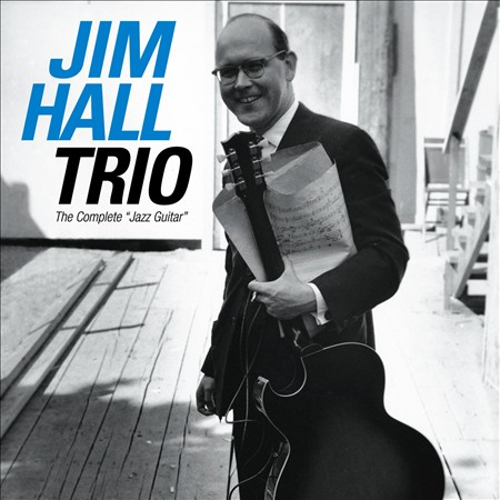 JIM HALL - THE COMPLETE JAZZ GUITAR NEW CD