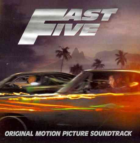 VARIOUS ARTISTS - FAST FIVE [ORIGINAL MOTION PICTURE SOUNDTRACK] [PA] NEW CD