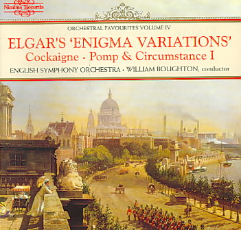 ORCHESTRAL FAVOURITES VOL IV - ELGAR'S ENIGMA VARIATIONS NEW CD