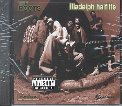 THE ROOTS - ILLADELPH HALFLIFE [PA] NEW CD