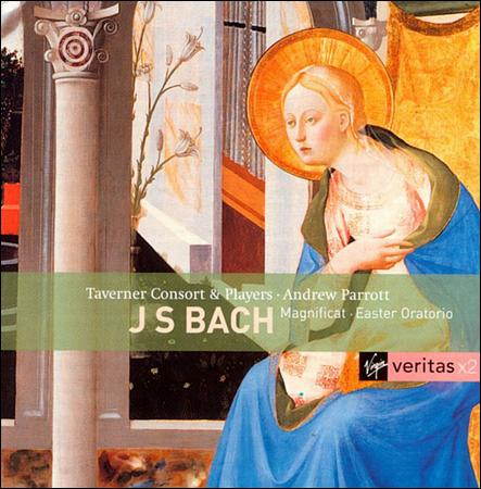 BACH: MAGNIFICAT; EASTER ORATORIO NEW CD
